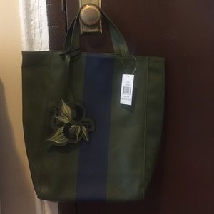 Saks fifth ave  brand new tote bag! Never used!